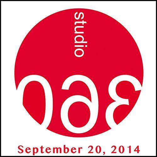 Studio 360: Alan Cumming Hosts with Cyndi Lauper & John Dugdale audiobook cover art