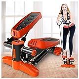 YF-SURINA Equipo deportivo para interiores Stepper, Fitness Pedal Fitness Home Desk Elíptico Mini Stepper - debajo del escritorio Steppers elípticos para ejercicio, ejercitador de pedal de escritorio