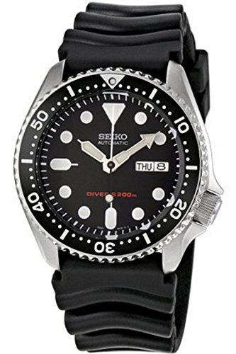 [セイコー] SEIKO 腕時計 自動巻き ダイバーズ 海外モデル ブラックボーイ SKX007K1 メンズ [逆輸入品]