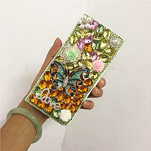 Fundas de Cuero para Samsung Galaxy A51 A71 A81 A91 A01 A11 A21 A31 A41 A50 A70 A20E A30 A10 S A40 Note10 S10 Lite Flip Wallet Case, Dorado, para Galaxy Note9