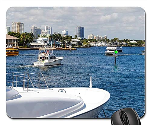 Mauspad - Yachten reisen Boote Luxus Lifestyle Yachting