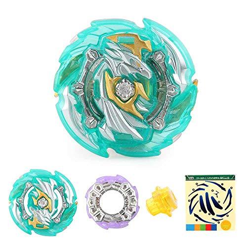 Kingmia Gyro Burst Metal Speed Einzelne Gyro Ohne Launcher, Klassisches Spielzeug für Kinder Erwachsene( B-148)