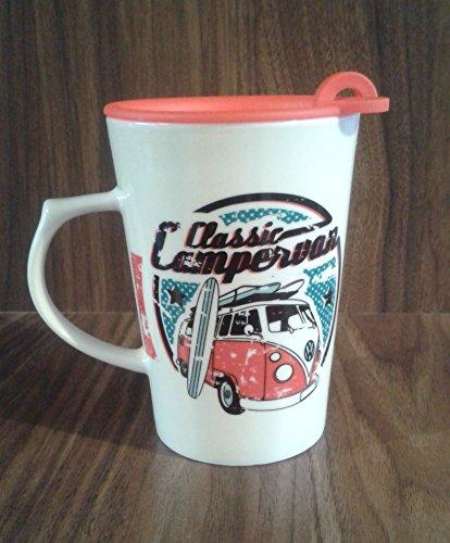 Offiziell lizenzierte VW Classic: Reise Tasse