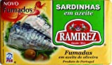 RAMIREZ Sardinas ahumadas en aceite de oliva