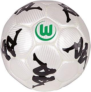 Kappa Ball VFL Soccer, White, One Size