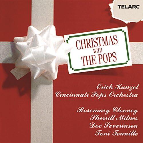 Erich Kunzel & Cincinnati Pops Orchestra feat. Rosemary Clooney, Sherrill Milnes, Doc Severinsen & Toni Tennille