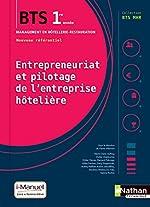 Entrepreneuriat et pilotage de l'entreprise hôtelière (EPEH) - 1re année BTS MHR de Pierre Villemain