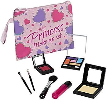 8-Piece Playkidz My First Princess Realistic Looking Pretend Makeup Set