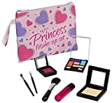 Playkidz- Item Name (aka Title) First Princess Set-8 Piece Cosmetic Play Kit Realistic Looking Toys Pretend Makeup for Girls, Multi (3080)