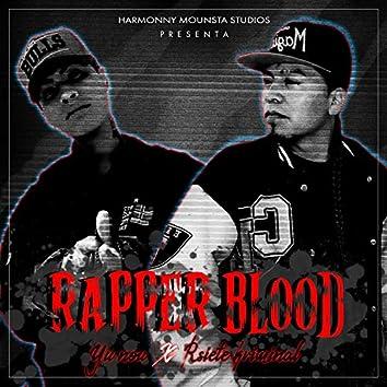 Rapper Blood (Yu Now Rsiete Kriminal)