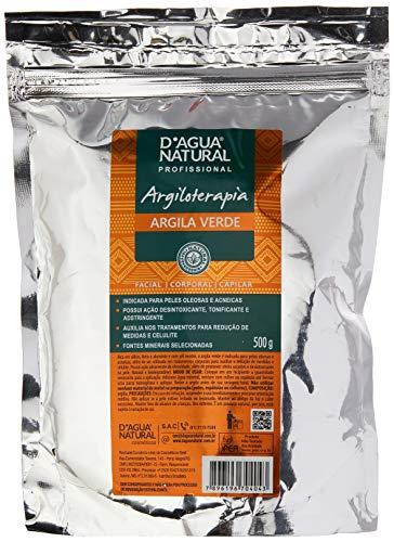 Argila Verde, D'agua Natural, 500 g