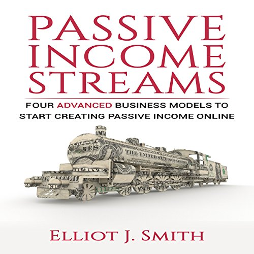 Passive Income Streams audiobook cover art