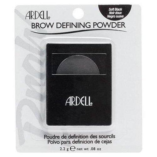 Ardell Brow Powder, Soft Black by Ardell