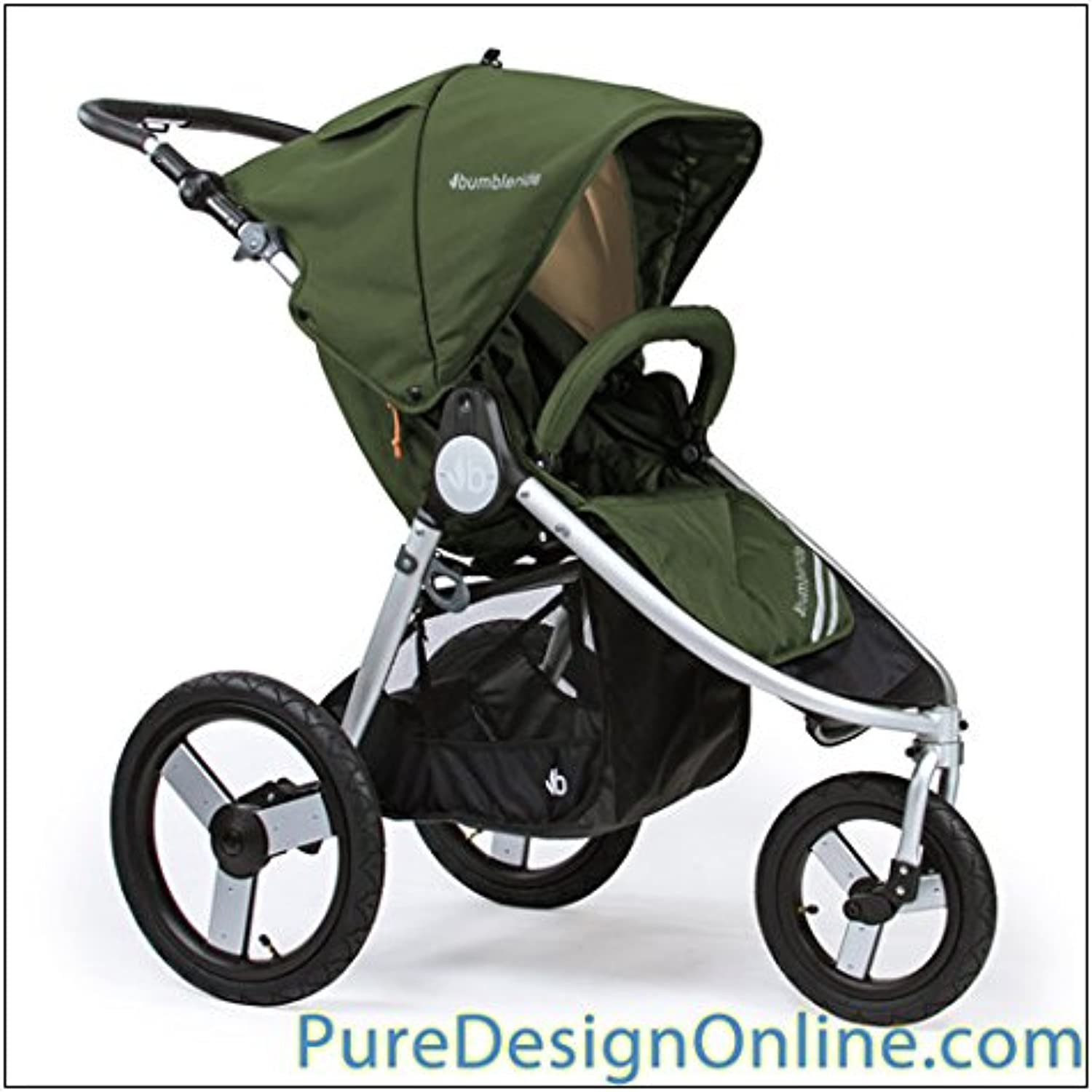 Speed Stroller (2018)  Camp Green