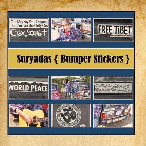 Bumper Stickers by Suryadas (2009-08-10)