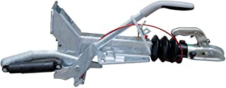 KNOTT Auflaufeinrichtung, V-Kopf, KF 20-A, 1100 - 2000 kg