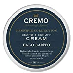 Cremo Palo Santo Reserve Collection Beard & Scruff Cream, 4 Ounce - Styles & Reduces Beard Itch 2