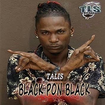 Black Pon Black - Single