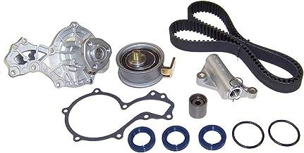 DNJ TBK800AWP Timing Belt Kit with Water Pump/For 1997-2000 / Audi, Volkswagen / A4, A4 Quattro, Passat / 1.8L / DOHC / L4 / 20V / 1781cc / AEB, ATW
