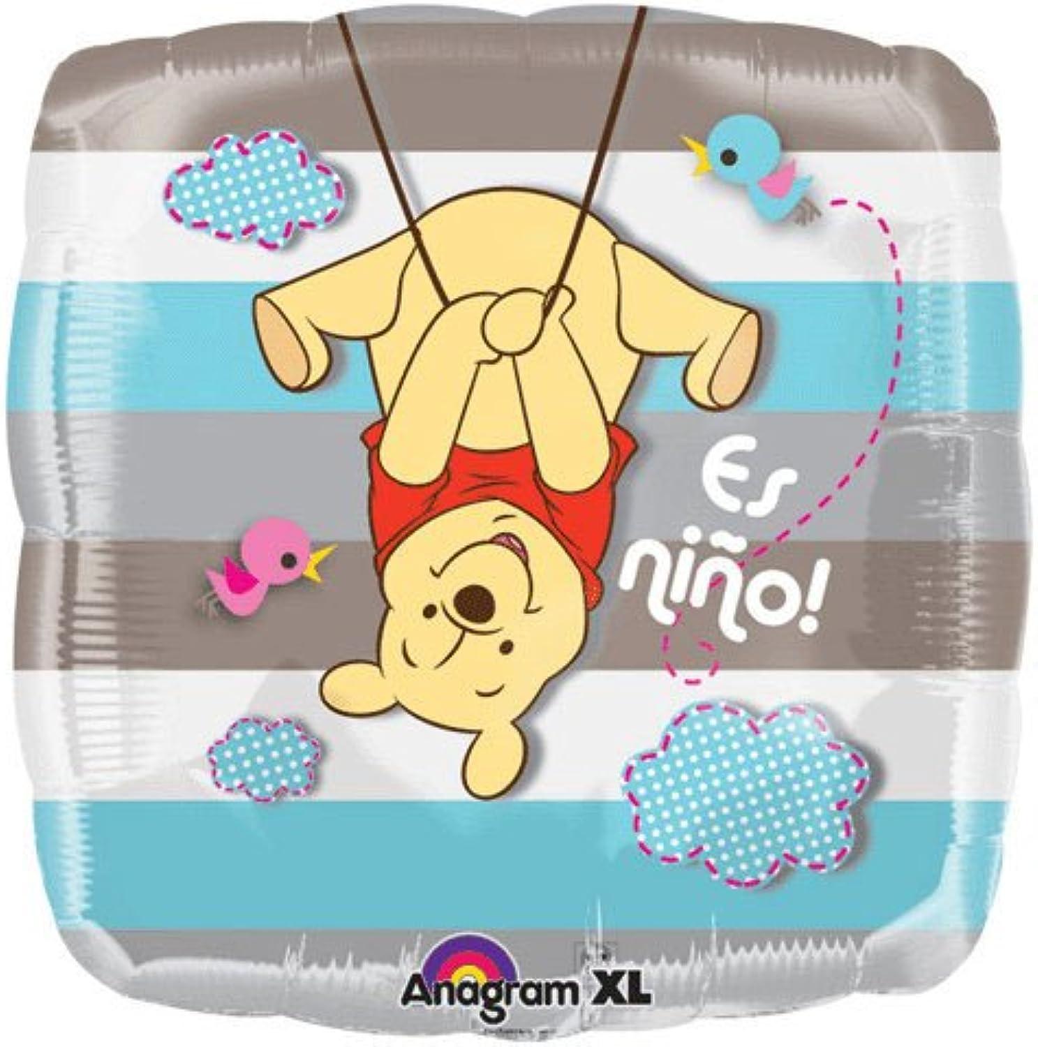 Amscan International Pooh Es Nino