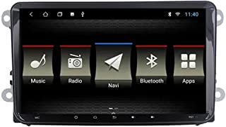 "Central Multimidia Jetta/Amarok/Saveiro/Fox/Voyage/Gol G7 9"" 2Din Android 10.0 JR8"
