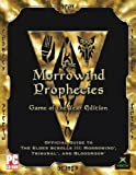 MORROWIND PROPHECIES: GAME OF THE YEAR EDITION strategy guide