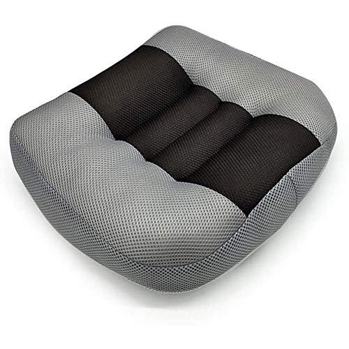 XWSM Cuscino del Sedile Che Aumenta L'altezza del Tappetino, Cuscino del Sedile Dell'auto Portatile in Rete Traspirante Cuscini del Sedile Sollevabili Ad Angolo Ideale per L'Ufficio, La Casa