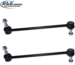 DLZ 2 Pcs Front Sway Bar End Links Compatible with Chrysler Town & Country Dodge Grand Caravan 1996 1997 1998 1999 2000 2001 2002 2003 2004 2005 2006 2007 2008 2009 2010 2011 2012 2013 2014 K7258