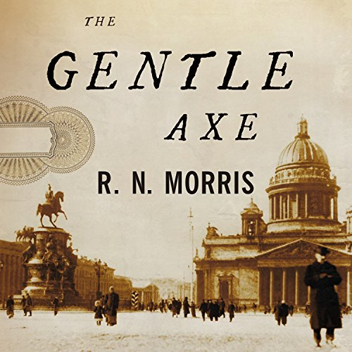 The Gentle Axe audiobook cover art