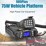 Best Mobile Ham Radios - Mobile Ham Radio Transceiver Dual Band 144/430MHz VHF(75W)/UHF(50W) Review