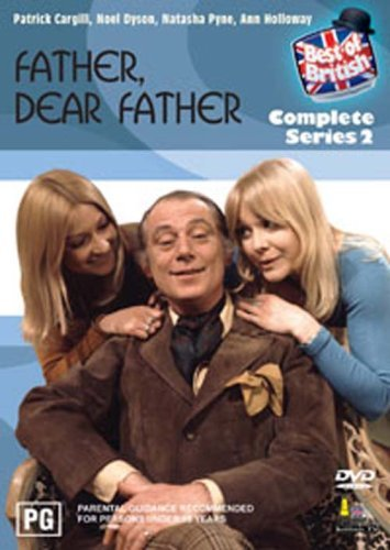 DVD-Father Dear Father