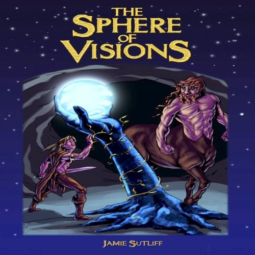 The Sphere of Visions audiobook cover art