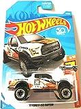 Hot Wheels 2018 50th Anniversary HW Hot Trucks '17 Ford F-150 Raptor 57/365, White