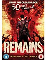 Remains [DVD] [Import]