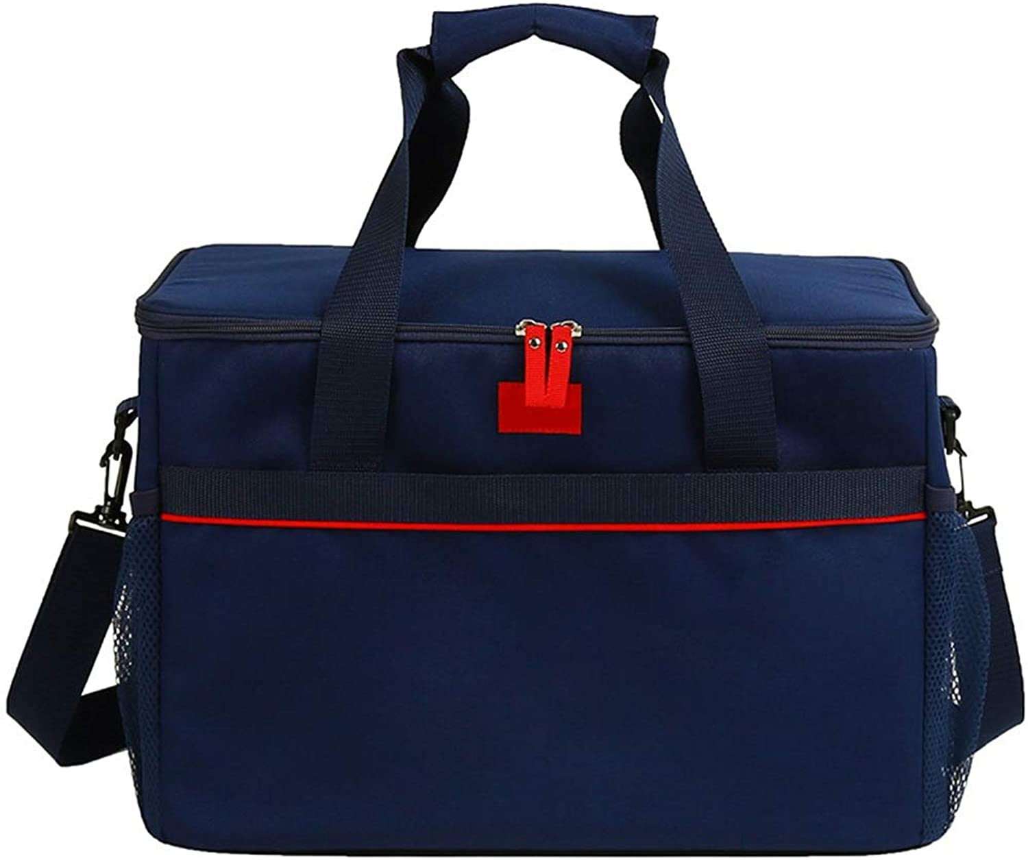 blueee 33L Thick Picnic Bag, Extra Large car Insulation Bag, Lunch Bag, Takeaway Bag, Waterproof Outdoor Insulation Bag
