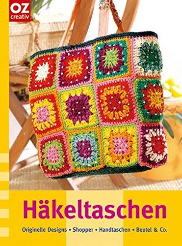 Häkeltaschen: Originelle Designs - Shopper - Handtaschen - Beutel & Co