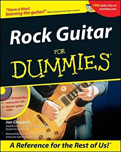 Rock Guitar For Dummies (Bk/Cd): Noten, CD für Gitarre (For Dummies Series)