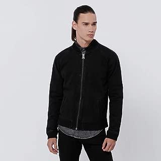 Lee Cooper Zip Up Jacket For men, Black