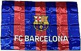 Bandera Vertical del FC. Barcelona - Producto con Licencia - Medidas 100x150