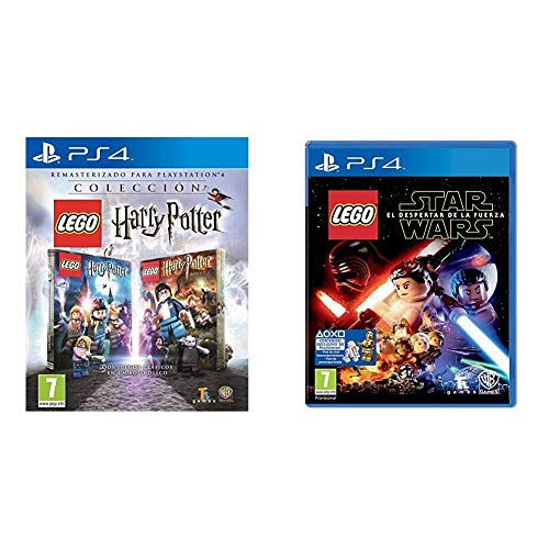 Lego Harry Potter Collection - PlayStation 4. Edition: Estándar + Star Wars: El Despertar De La Fuerza (Episodio 7)