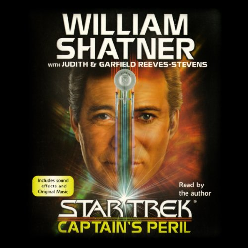 Star Trek: Captain's Peril Titelbild