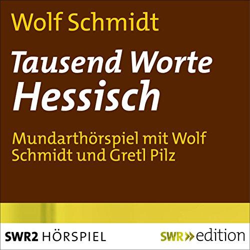 Tausend Worte Hessisch Titelbild