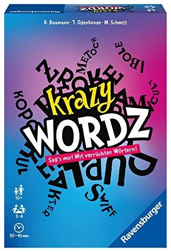 Ravensburger 26837 Krazy Wordz - Gesellschaftsspiel für die...