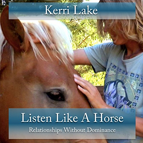 Listen Like a Horse audiobook cover art
