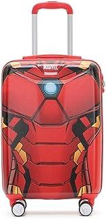 Marvel - Iron Man 19in Small 4 Wheel Hard Suitcase