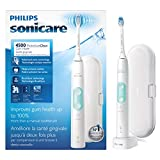 Philips Sonicare ProtectiveClean 4500 Rechargeable Toothbrush, White, HX6827/11 (Packaging Varies)