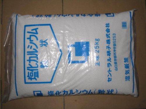 塩化カルシウム25kg 粒/CG