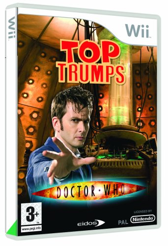 [Import Anglais]Top Trumps Dr Who Game Wii