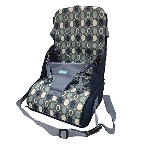 Boostersitz, Mobiler Aufblasbarer Baby Portable Hochstuhl Kindersitz Hochstuhl Sitzerhöhung Verstellbarer Kindersitz Stuhl Booster Kissen Sitzbezug Kleinkind Sicherheit Hochstuhl