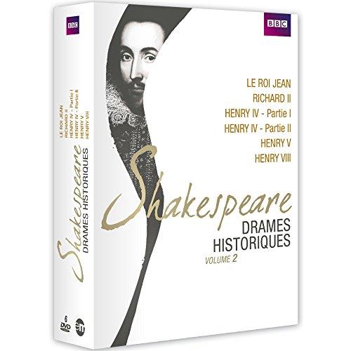 Shakespeare-Drames historiques v...